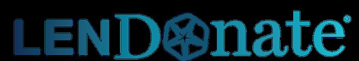LENDonate logo